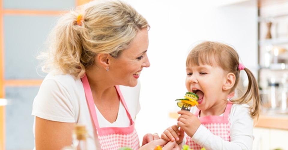 alimentația sănătoasă a copiilor