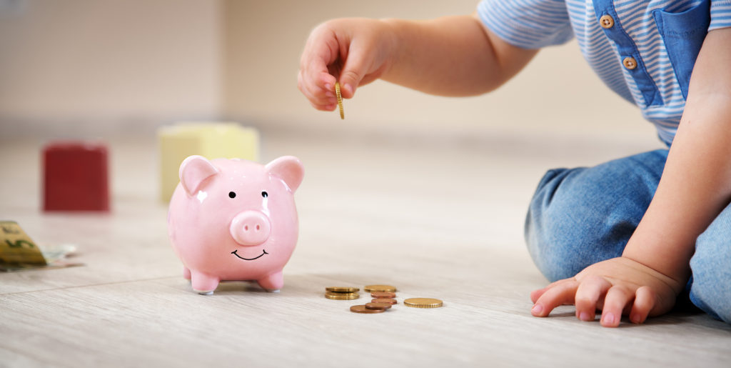 educația financiară pentru copii